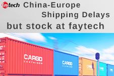 China - Europe Shipping Delays