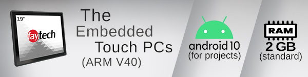 Android 10 & RAM update for V40 devices
