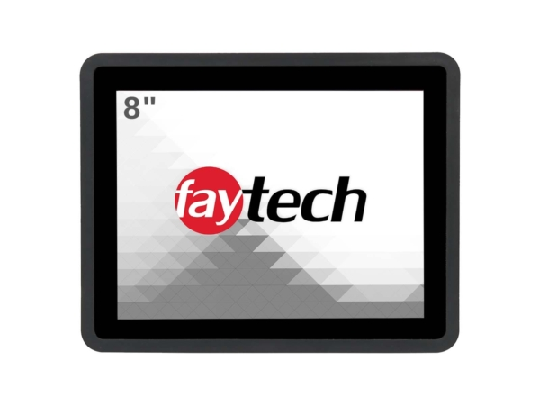 """faytech 8"""" Capacitive Touch PC (N4200)"""