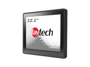 """faytech 12.1"""" Capacitive Touch PC (FT121N42004G128CAPOB)"""