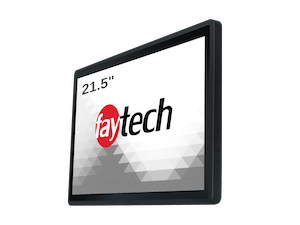 """faytech 21.5"""" Capacitive Touch Monitor (FT215TMBCAPOB)"""