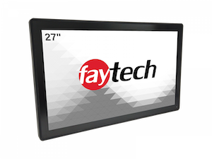 """faytech 27"""" Embedded Touch PC (FT27V40CAPOB)"""