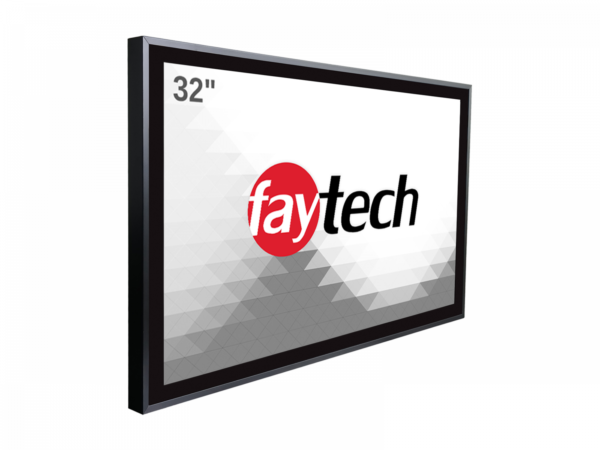 """faytech's 32"""" Capacitive Touch Monitor (FT32TMBCAPOB)"""