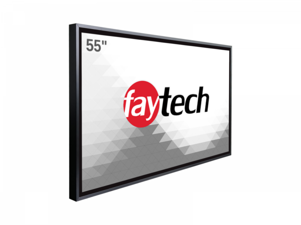 """faytech's 55"""" Capacitive Touch Monitor (FT55TMBCAPOB)"""