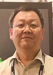 Harry Kim, CEO of Deutsche faytech Korea