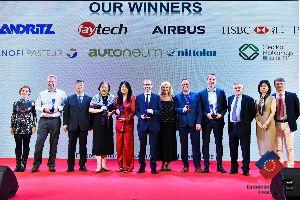 faytech at Award Gala 2021 EU Chambers - Shenzhen, China 01